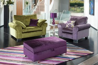 Alstons - Camden Snuggle chair | Furniture Plus
