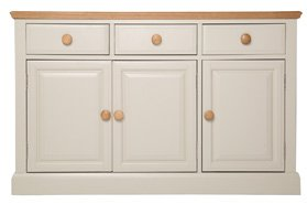 Donegal 3 Door Sideboard