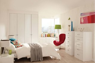 Lustro Fitted Bedroom