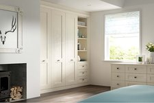 Milton Fitted Bedroom