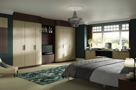 Moda Fitted Bedroom