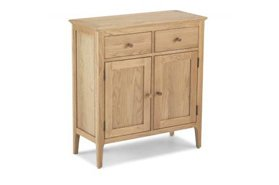 Watford Oak Small Sideboard